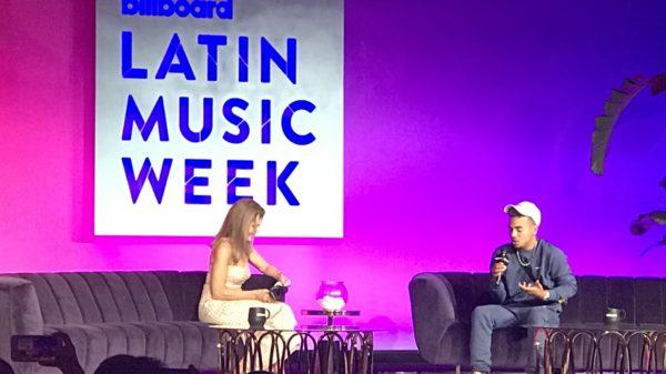 Ozuna se arrepiente de su pasado en Los Billboard Latin
