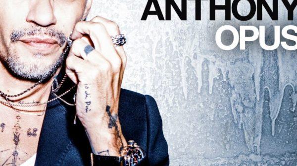 """Marc Anthony anuncia un nuevo álbum de salsa al que ha llamado """"OPUS"""""""
