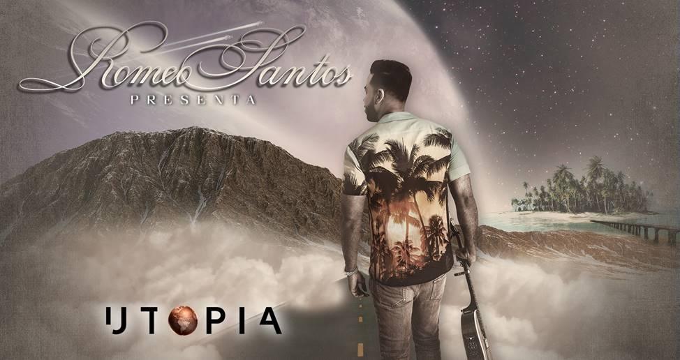 """Romeo Santos lanza por sorpresa """"Utopía"""""""
