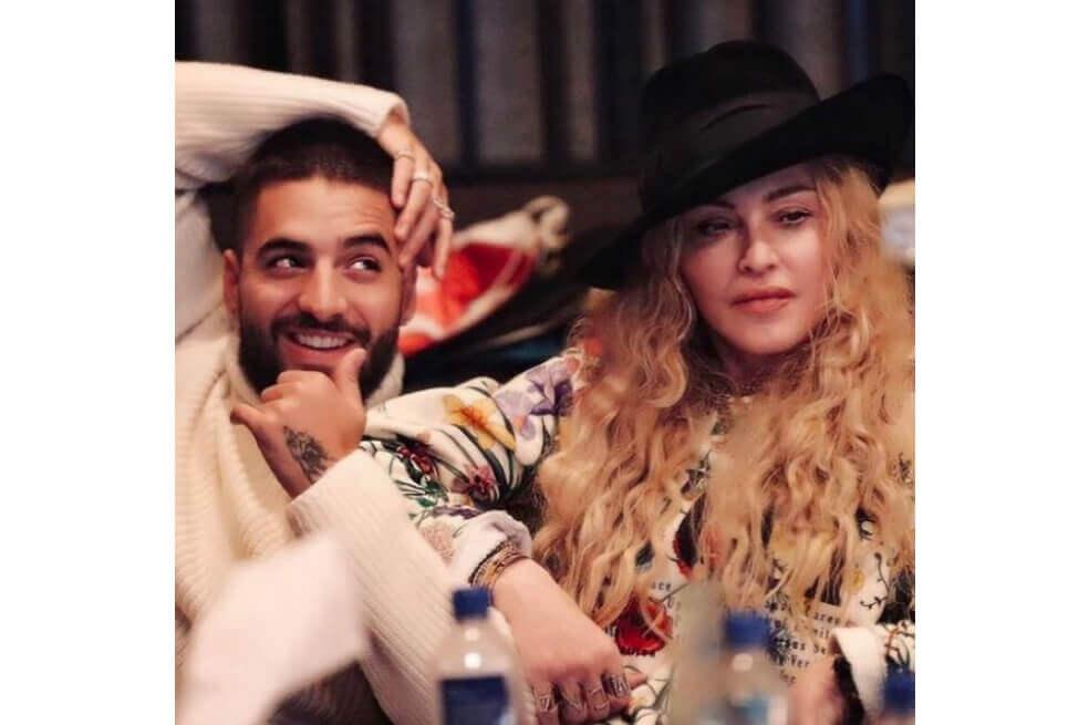"""Madonna y Maluma lanzarán una canción que lleva por título """"Medellín"""""""