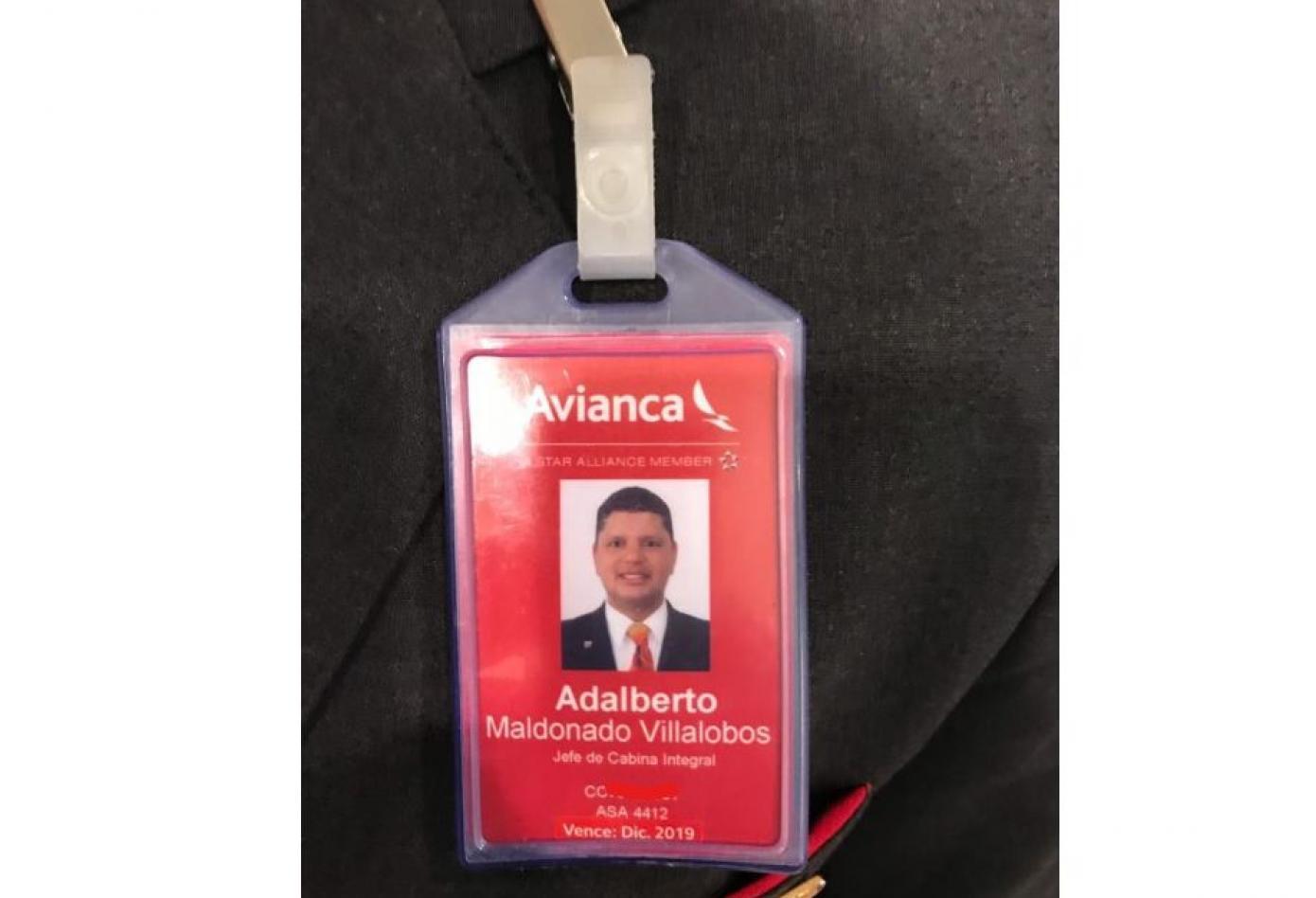 Capturan a presunto jefe de cabinas de Avianca con cocaína en España
