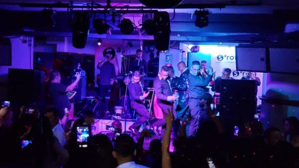 Guayacán Orquesta en Irún
