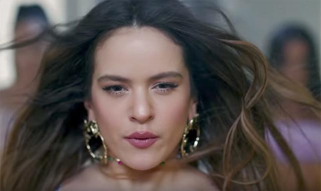 """""""Con altura"""", de Rosalía y J Balvin, el vídeo oficial más visto en YouTube"""