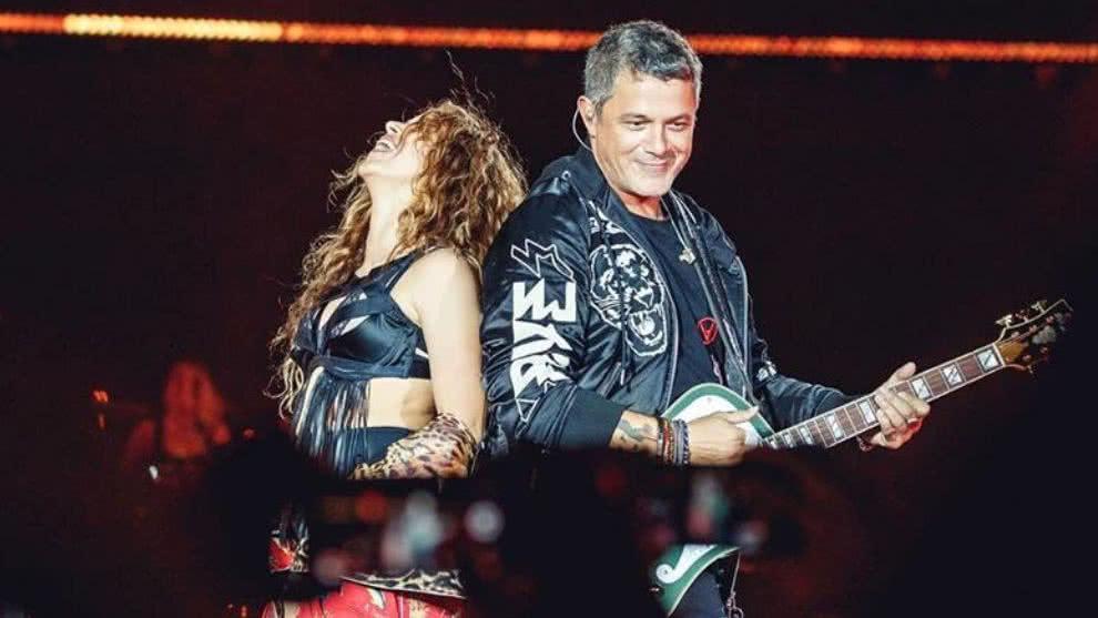 La inesperada actuación de Shakira en Barcelona